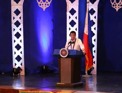 PRRD leads BARRM inauguration