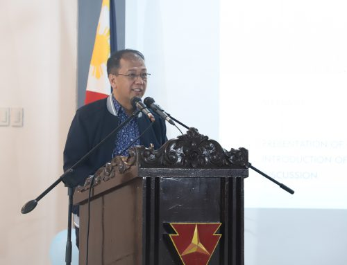 Galvez: Peace agreement with RPA-ABB, a model for localized peace engagements