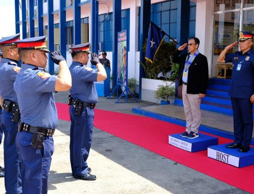 Galvez urges retired army and police officers to support new peace panels