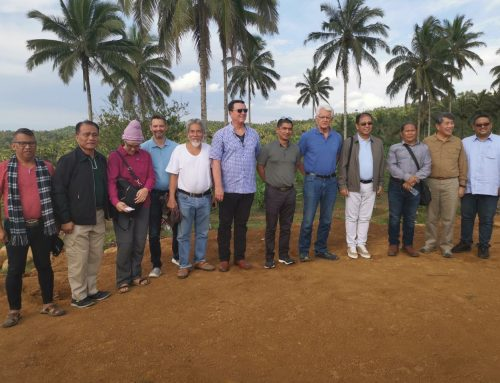 Galvez leads visit of DBP President, agri investor to MILF's Camp Bilal
