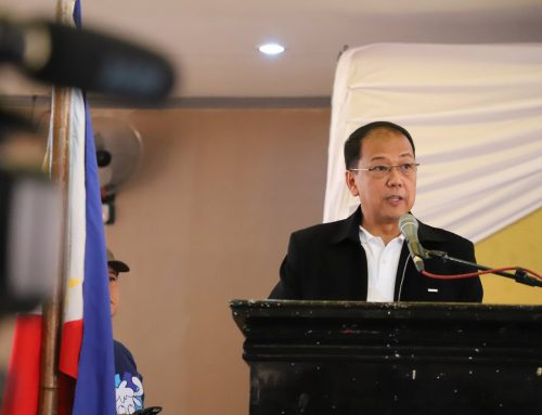Galvez condemns CPP-NPA attack on settlement community