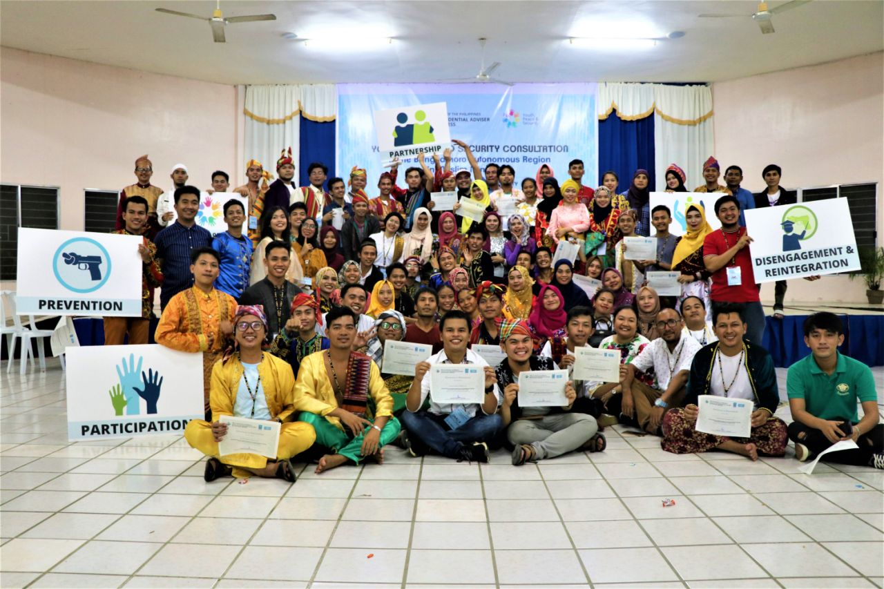 BARMM youth ensured of key participation in Bangsamoro governance