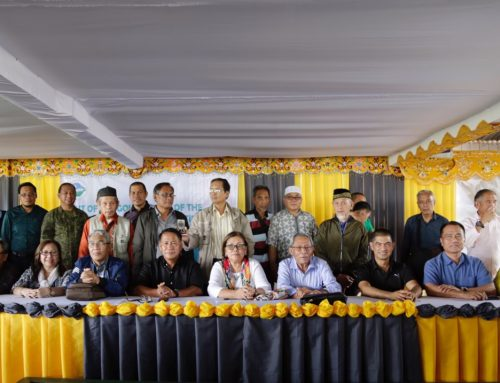 Gov't Panel Preps MILF Camps for Normalization