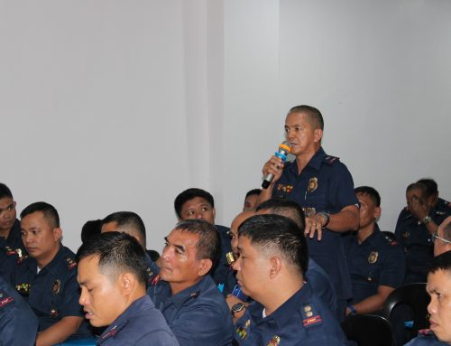 Law enforcement operations vital for maintaining peace in BARMM
