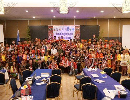 Mindanao's IP youth leaders converge under Whole-Of-Nation Approach