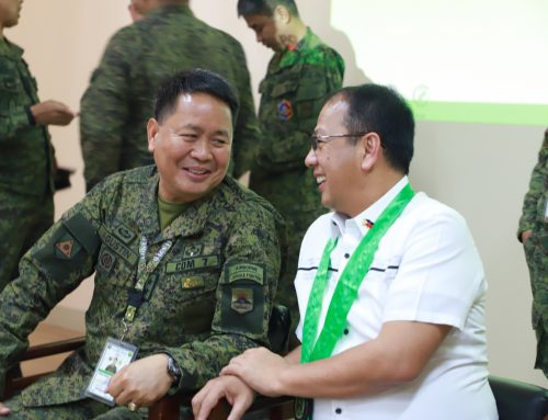 OPAPP, 7ID unite efforts to address insurgency in Region III