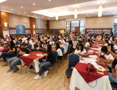 Mindanao's youth IP leaders pledge support to 'Whole-Of-Nation' Approach