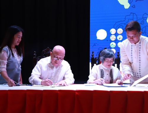 Gov't, RPA/ABB sign peace deal annex, condemn NPA atrocities