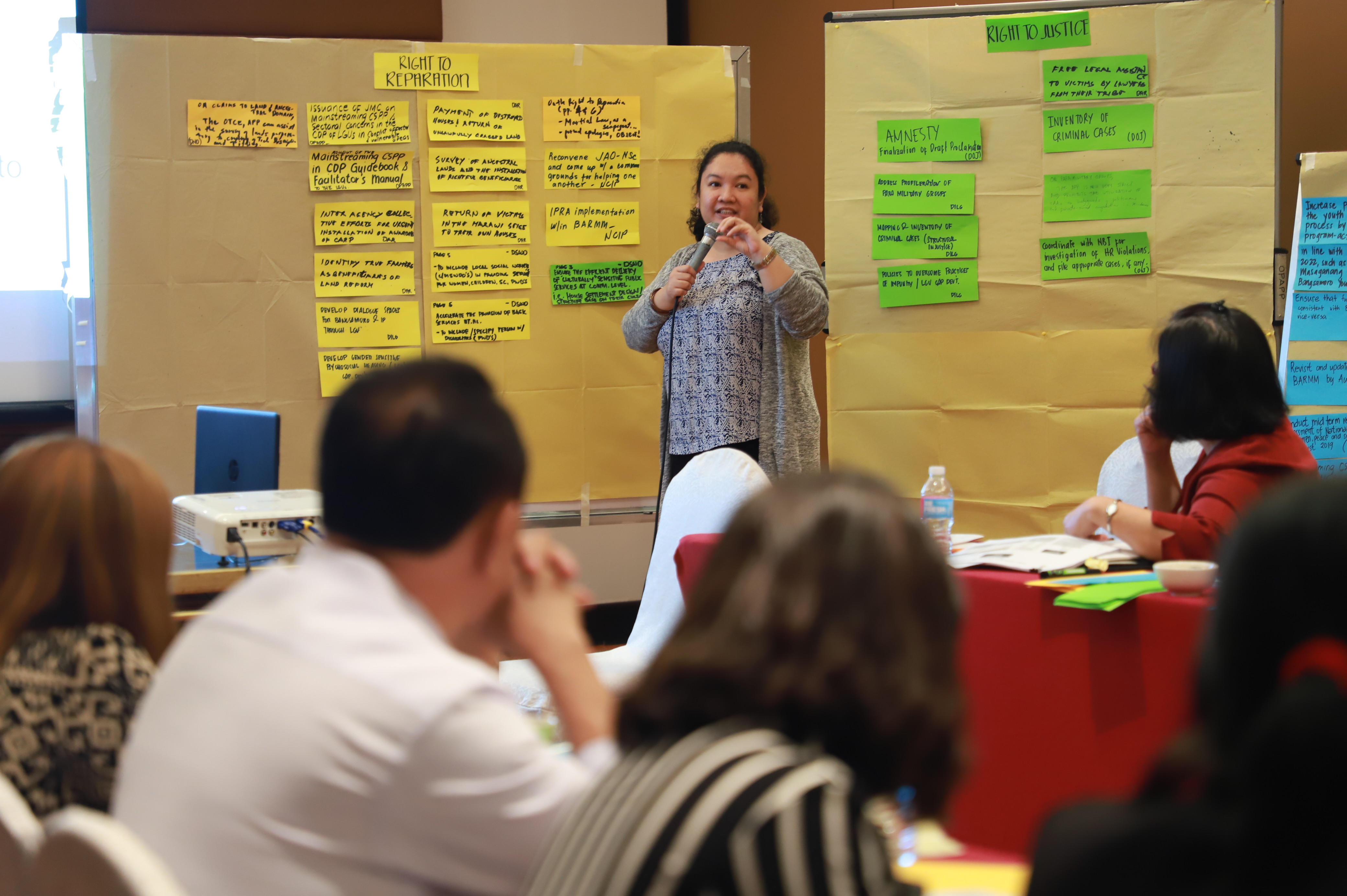 Nat'l agencies gear up for Normalization Track implementation