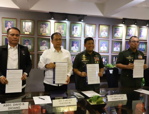 AFP to assist in healing, decommissioning process for MILF combatants