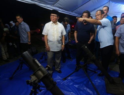 Duterte re-assures decommissioned MILF combatants: Don't be afraid