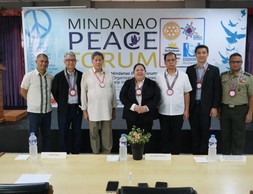 Civic groups, LGUs vow to pursue sustainable peace in Mindanao