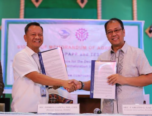 Decommissioning of combatants, a symbol of MILF's commitment to peace process