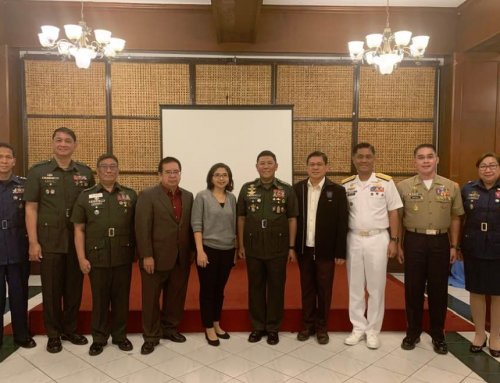 Ateneo de Manila University teams up with AFP, OPAPP and civil society groups on Security Sector Governance Forum