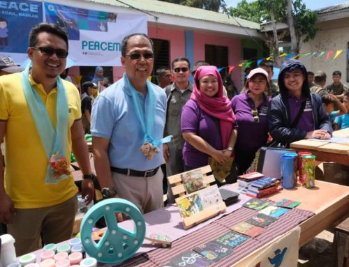 Basilan's 'Children of War' participate in Festival of Love and Peace