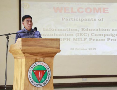 AFP renews all-out support to transform ex MILF fighters