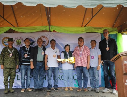 KAPATIRAN members join Neg. Occ. week of peace celebrations