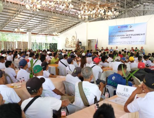 KAPATIRAN gets livelihood assistance as part of socio-econ reintegration