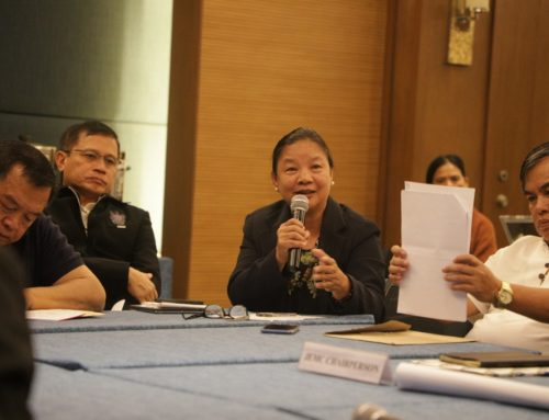 Cordilleran joint committee envisions an insurgent-free region by 2022