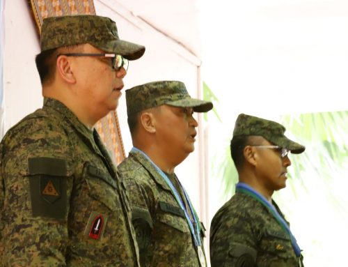 New Eastern Mindanao Command Chief to Reds: 'We will break you hard'