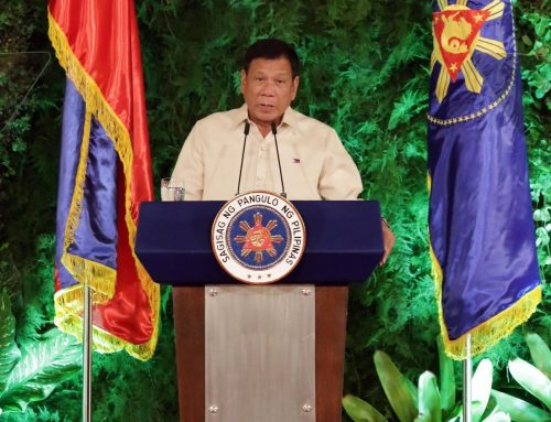 PRRD to Reds: think of your children's future; end the armed rebellion