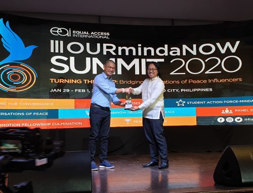 OPAPP urges Mindanao youth to play a more active role in peacebuilding