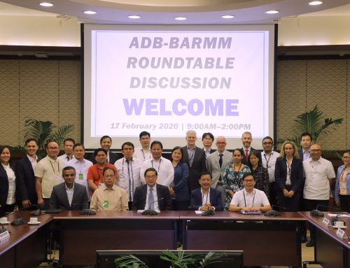 Gov't, ADB and BARMM team up to fast track implementation of Bangsamoro Development Plan