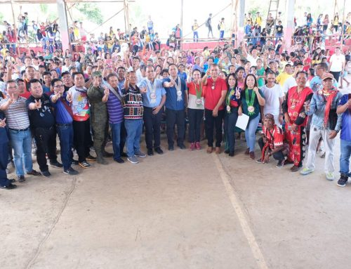 OPAPP turns over P30-million PAMANA water system projects in Agusan del Norte