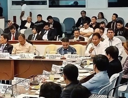 DPWH Attends Senate Review on Bangsamoro Law