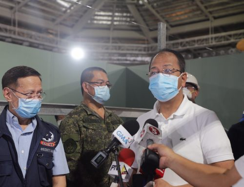 Rizal Memorial Complex quarantine facility to be operational by April 6 – Galvez