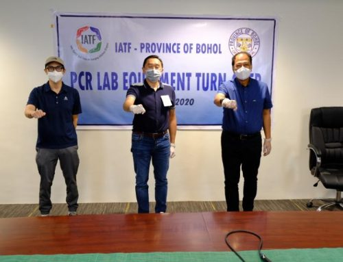 Bohol eyed as a model for 'new normal' — NTF on COVID-19 officials