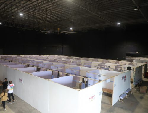 NOAH Complex, proof of Cebu City's Bayanihan spirit – Gen. Feliciano