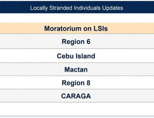 Gov't on LSI travel moratorium: 'Public health first'