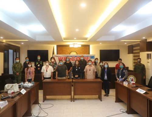 COVID-19 task force beefs up partnership with Taytay, Antipolo through CODE Team launch