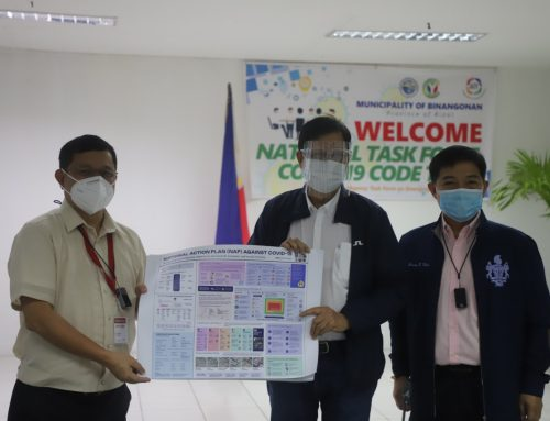 COVID-19 task force, Binangonan LGU highlight prevention measures to curb virus spread