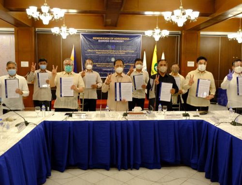 OPAPP, DTI, NIA ink MOA to create economic opportunities for former combatants