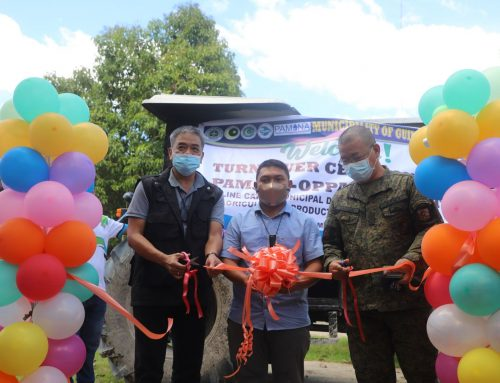 PAMANA turns over Php35-M worth of projects to Maguindanao towns