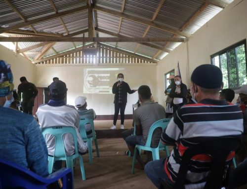 OPAPP continues info campaign on Bangsamoro peace process
