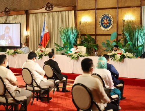 Intergovernmental Relations Body presents 1st progress report to PRRD