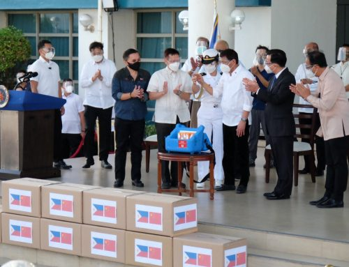 PH to officially begin vaccine rollout; PRRD leads PH govt in receiving first batch of COVID 19 vaccines