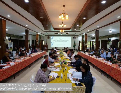 Inter-cabinet body on Normalization approves proposed roadmap on Transitional Justice and Reconciliation