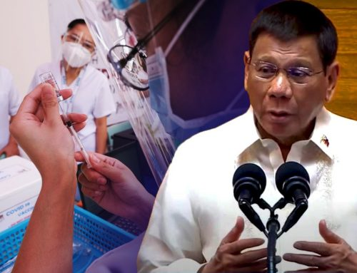 PRRD urges Filipinos to get jab, play a more active role in country's pandemic response in final SONA