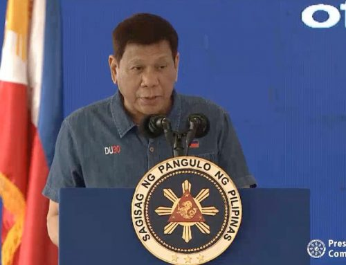 Duterte reaffirms commitment to complete rehabilitation of Marawi City